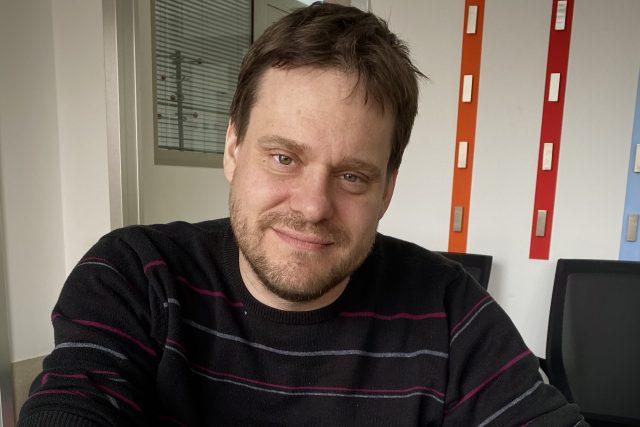 Ředitel centra Paraple David Lukeš