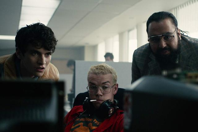 Z filmu Black Mirror: Bandersnatch