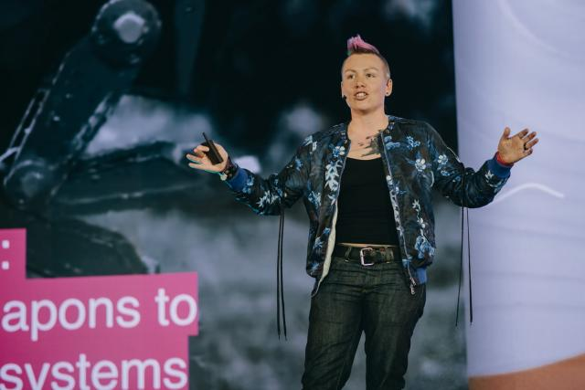 Anita Schjøll Bredeová, spoluzakladatelka startupu Iris.ai