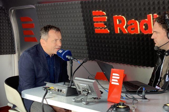 Ředitel české extraligy Josef Řezníček