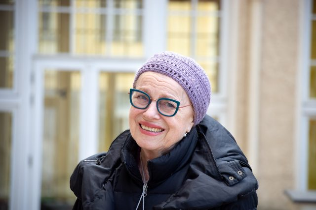 Iva Janžurová | foto: Jana Myslivečková,  Český rozhlas