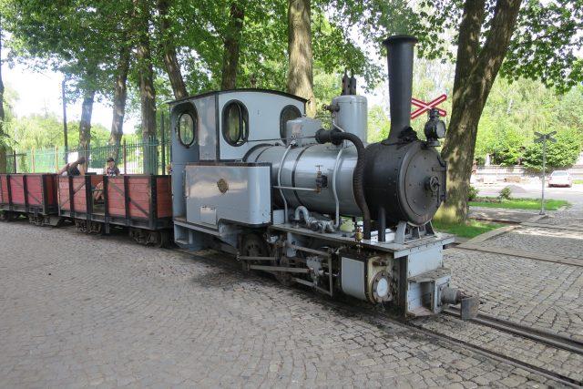Replika lokomotivy  (ilustrační foto) | foto: Tereza Brázdová,  Český rozhlas