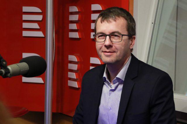 Petr Ryšávka, mikrobiolog