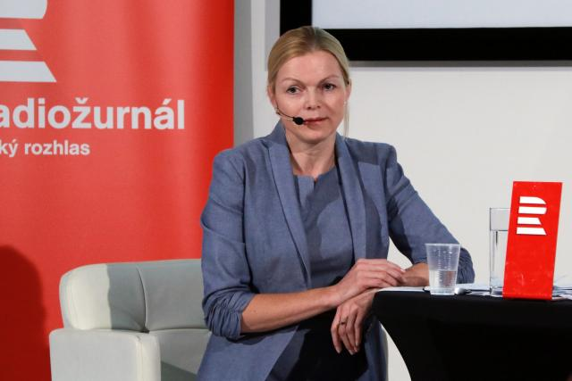 Jarmila Plachá, ředitelka vývojové laboratoře Škoda Auto DigiLab