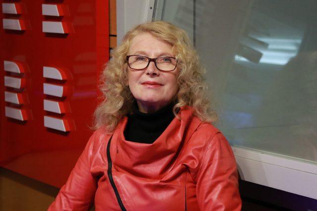 Dana Steinová, zakladatelka a předsedkyně České společnosti pro trénování paměti