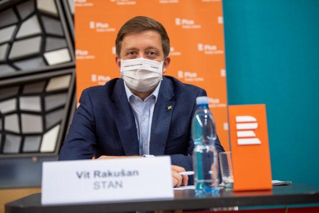 Vít Rakušan, předseda hnutí STAN
