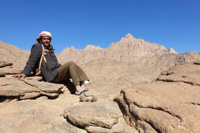 Život beduínů je exotický i pro ostatní Egypťany