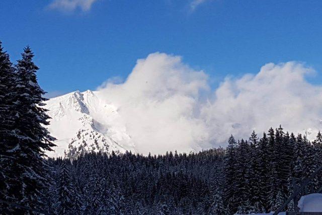 Rakouské Alpy hlásí nejvíc sněhu za posledních 13 let