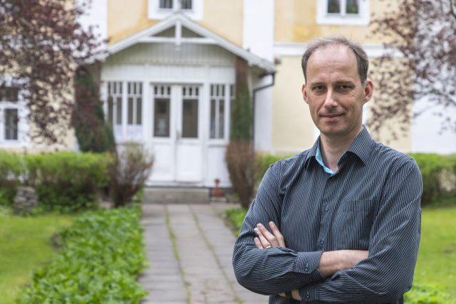 Zdeněk Vacek ředitel Památníku Karla Čapka