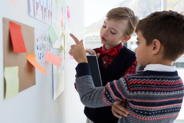 Děti a podnikání  (ilustrační snímek) | foto: Fotobanka Profimedia