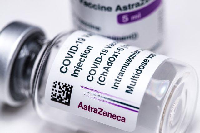 Vakcína proti koronaviru od společnosti AstraZeneca