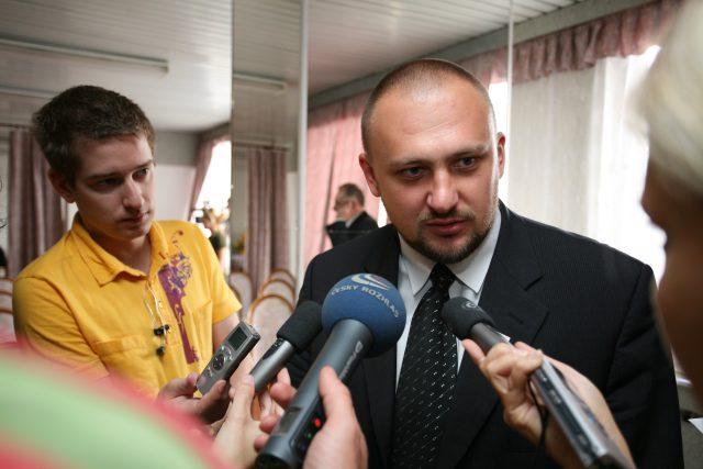 Prezident Asociace poskytovatelů sociálních služeb a prezident Unie zaměstnavatelských svazů Jiří Horecký