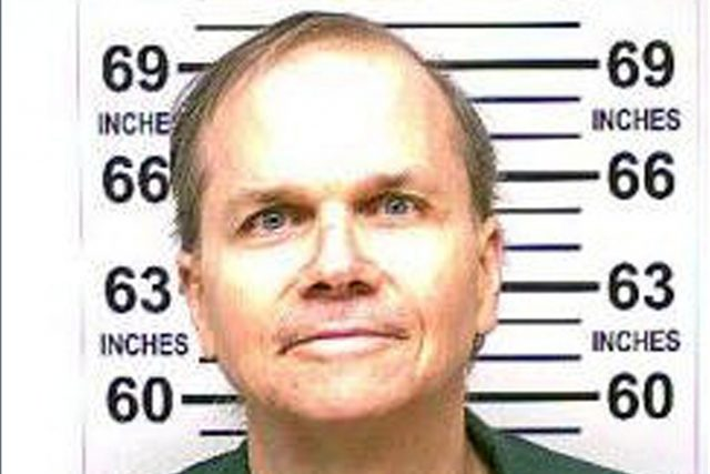 Mark David Chapman na snímku z roku 2018   foto: Courtesy New York State Department of Corrections and Community Supervision,  Reuters