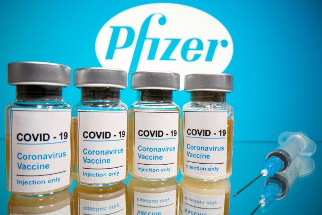 Pfizer a BioNTech otestovaly vakcínu.
