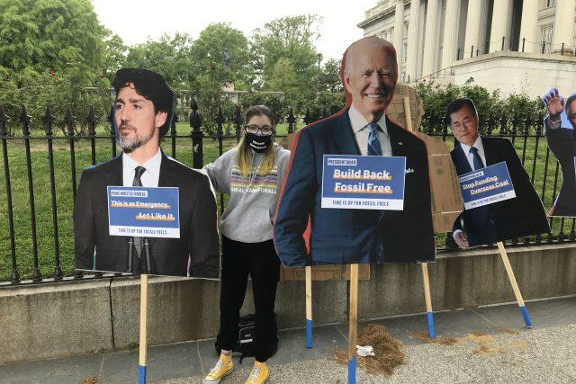 Symbolicky na Den Země svolal Joe Biden světové lídry k virtuálnímu summitu o klimatu. Spojené státy chce postavit do čela světového boje s klimatickou krizí