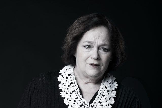Jitka Smutná v roli Matky