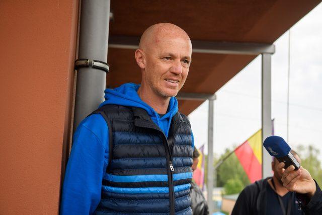 Komentář si poslechl i Petr Pála, kapitán fedcupového týmu