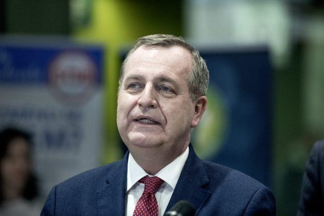 Rektor Univerzity Karlovy Tomáš Zíma