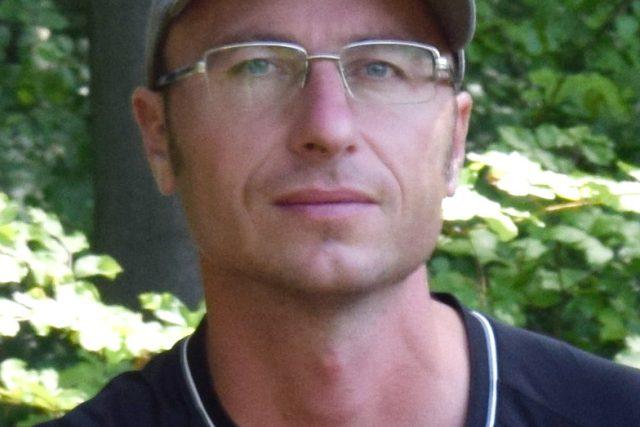 Hydrolog Šimon Bercha z Českého hydrometeorologického ústavu