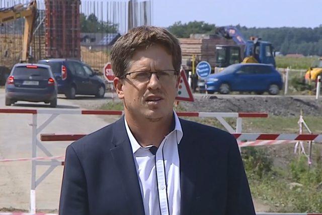 Radek Mátl, generální ředitel Ředitelství silnic a dálnic