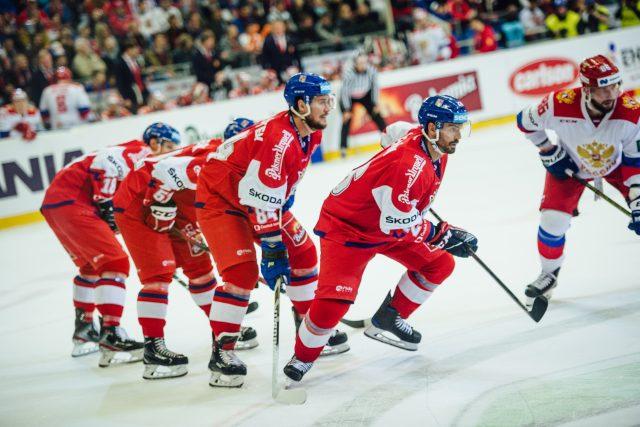 Česká hokejová reprezentace | foto: Jan Brychta,  Český rozhlas