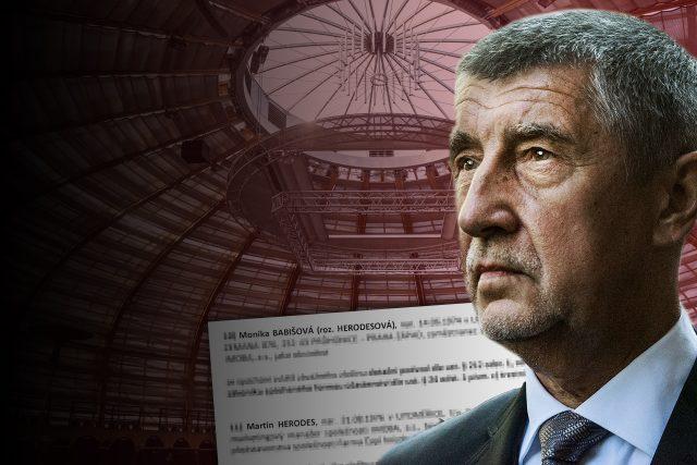 Andrej Babiš v kauze Čapí hnízdo.