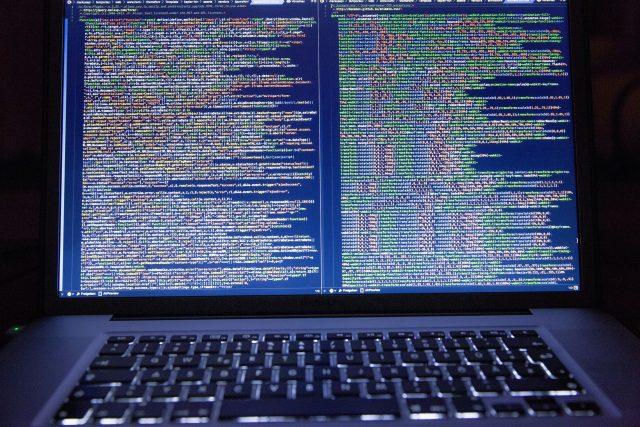 Kyberútok, hackerský útok (ilustrační foto)