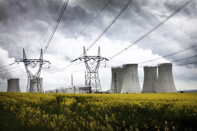 Jaderná elektrárna Dukovany | foto: Michaela Danelová,  iROZHLAS.cz