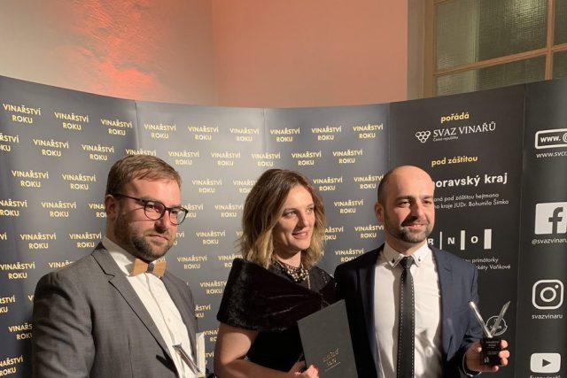 Vinařství Škrobák se stalo absolutním vítězem soutěže Vinařství roku 2018