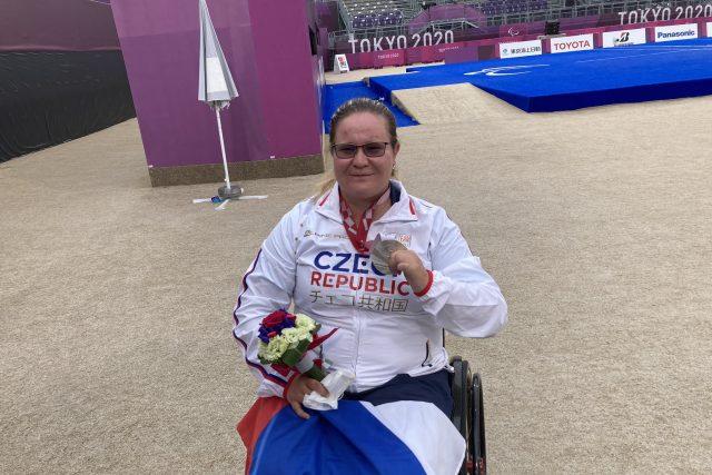 Poslechněte si celou reportáž Zdeňky Trachtové přímo z paralympijských her v Tokiu | foto: Zdeňka Trachtová,  Český rozhlas