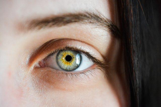 Oko, oči, zrak (ilustrační foto)