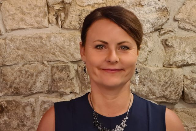 Helena Horská, hlavní ekonomka Reiffeisenbank a členka skupiny KoroNERV-20