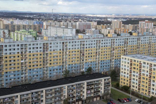 sídliště Opatov