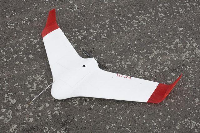 Výzkumníci z VUT vytiskli bezpilotní letoun na 3D tiskárně.