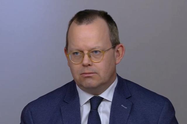Prezident Unie státních zástupců Jan Lata | foto: Repro ČT24