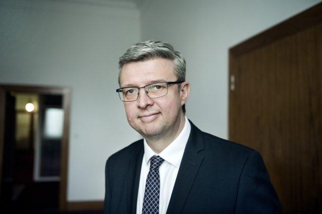 Karel Havlíček,  místopředseda Rady pro výzkum,  vývoj a inovace,  předseda Asociace malých a středních podniků a živnostníků | foto: Michaela Danelová,  iROZHLAS.cz