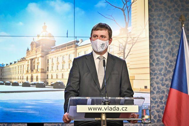 Ministr zahraničí Tomáš Petříček | foto: Úřad vlády ČR