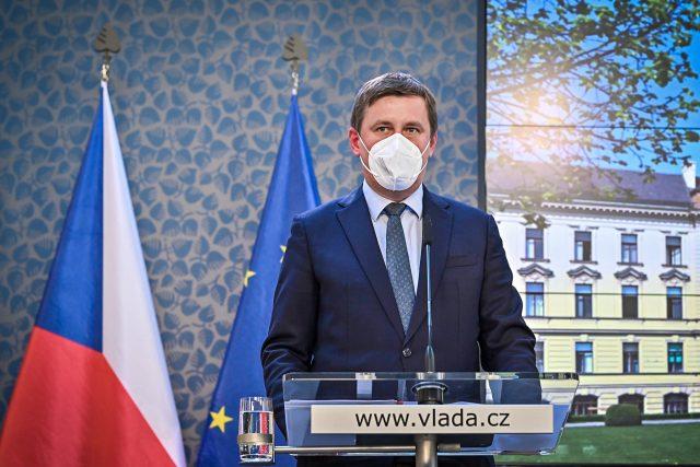 Bývalý ministr zahraničních věcí Tomáš Petříček | foto: Úřad vlády ČR