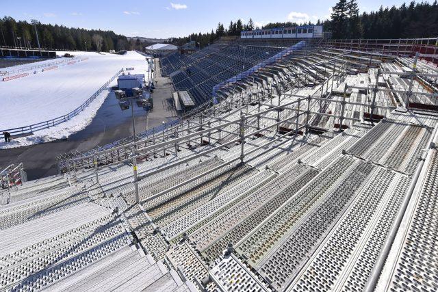 Světový pohár v biatlonu v Novém Městě na Moravě bude letos bez přítomnosti diváků