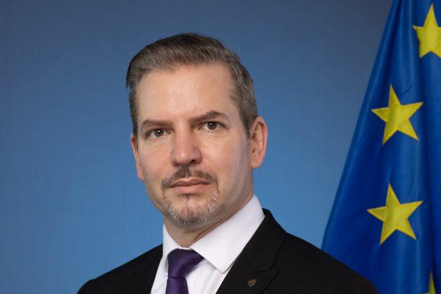 Český zástupce v Úřadu evropského veřejného žalobce Petr Klement   foto: Úřad evropského veřejného žalobce