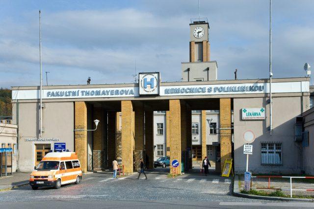 Thomayerova nemocnice v Praze