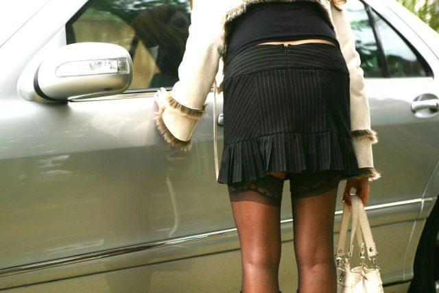 Prostituce. Ilustrační foto