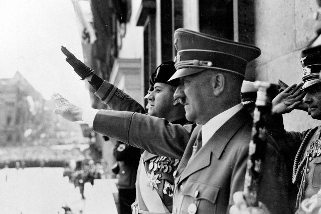 Adolf Hitler v roce 1939