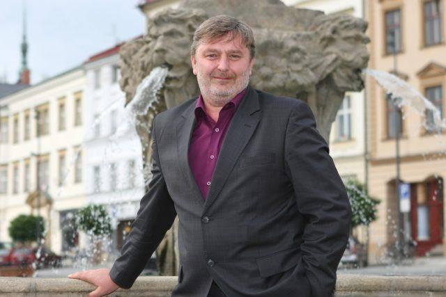 Poslanec a bývalý náměstek ministra dopravy Milana Feranec z hnutí ANO