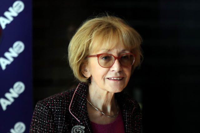 Poslankyně a bývalá ministryně spravedlnosti Helena Válková (ANO) je novou vládní zmocněnkyní pro lidská práva