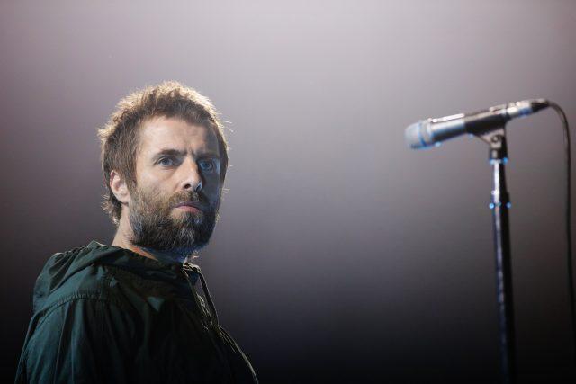 Liam Gallagher, bývalá vůdčí osobnost kapely Oasis