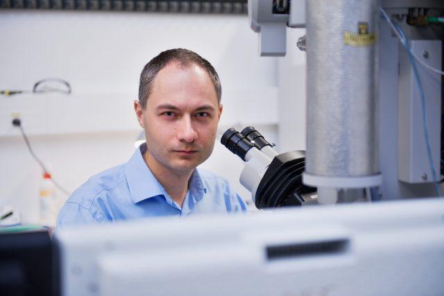 Virolog Výzkumného institutu CEITEC Masarykovy univerzity Pavel Plevka