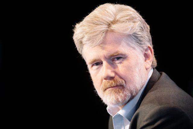 Předseda České konference rektorů Petr Sklenička