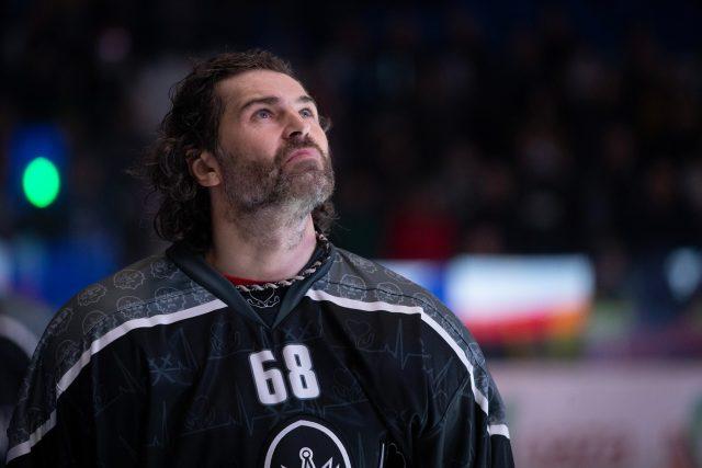 Poslechněte si celý rozhovor s českou hokejovou legendou Jaromíre Jágrem   foto: Profimedia