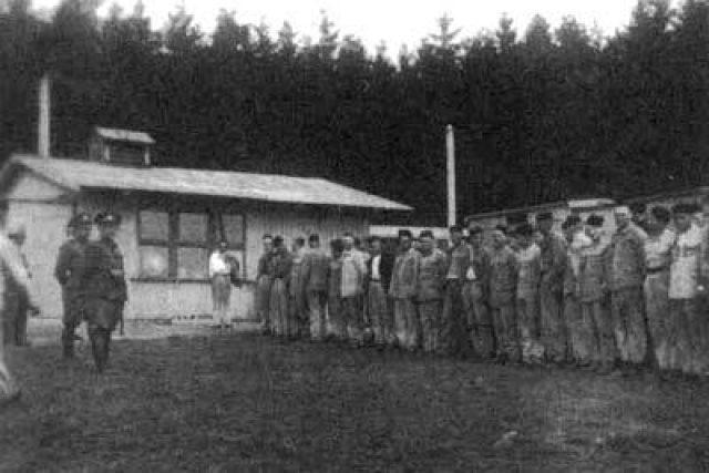 Romský koncentrační tábor Lety u Písku | foto: Radio Praha